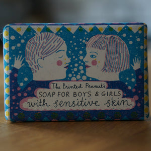 Natural Soap Bar for Kids-Health & Beauty > Personal Care > Cosmetics > Bath & Body > Bar Soap-Eqo Online