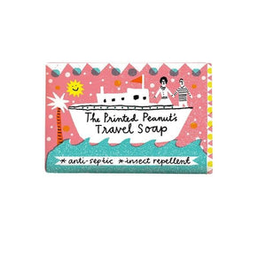 Natural Travel Soap Bar-Health & Beauty > Personal Care > Cosmetics > Bath & Body > Bar Soap-Eqo Online
