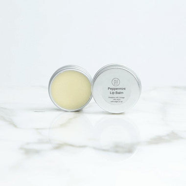 Peppermint Lip Balm - Wild Sage & Co-Health & Beauty > Personal Care > Cosmetics > Skin Care > Lip Balms & Treatments-Eqo Online