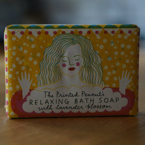 Relaxing Bath Soap Bar-Health & Beauty > Personal Care > Cosmetics > Bath & Body > Bar Soap-Eqo Online