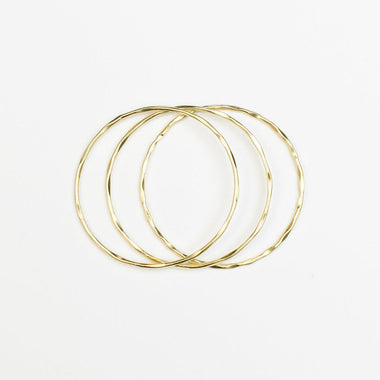 Soma Brass Bangles-Apparel & Accessories > Jewelry-Eqo Online