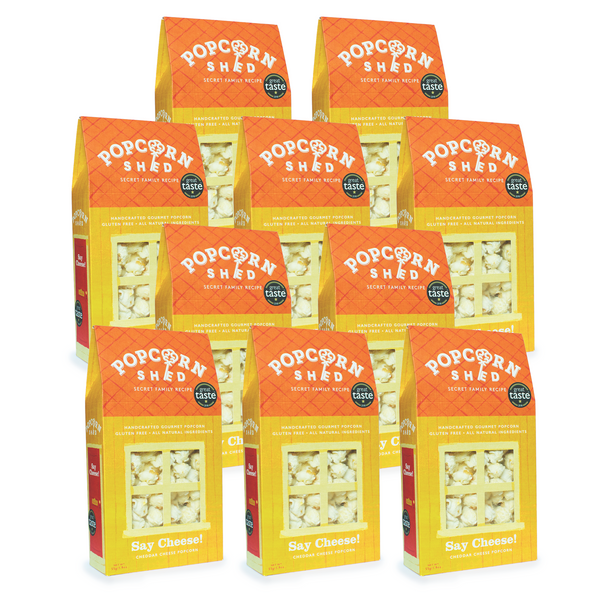 Say Cheese! 10 Shed Bundle - Popcorn Shed