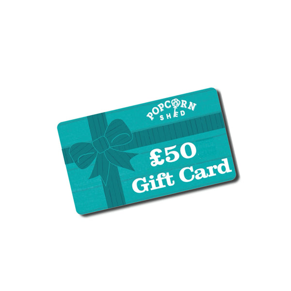 Popcorn Shed Gift Card - Popcorn Shed Gourmet Popcorn Gifts