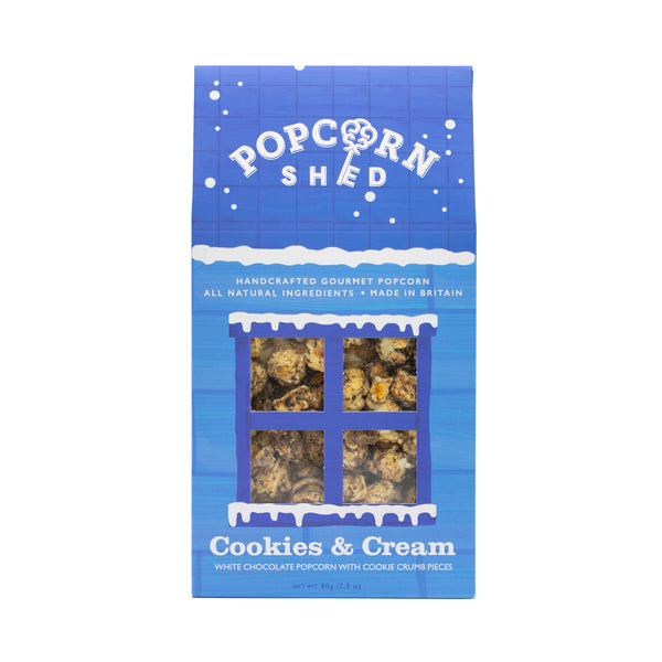 Cookies & Cream 10 Shed Bundle - Popcorn Shed