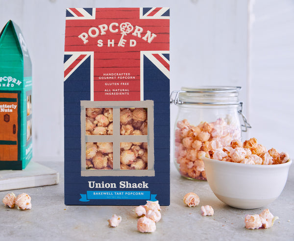 Cherry Bakewell 10 Shed Bundle - Popcorn Shed Gourmet Popcorn Gifts