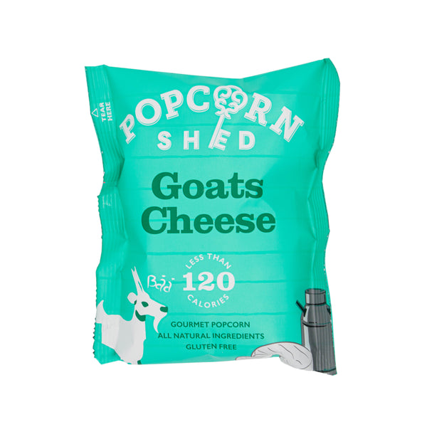 Goat's Cheese Snack Pack - Popcorn Shed