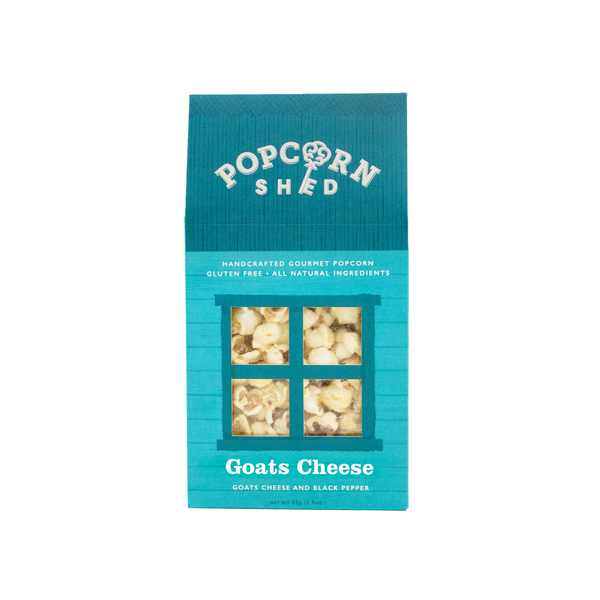 Goats Cheese 10 Shed Bundle - Popcorn Shed Gourmet Popcorn Gifts