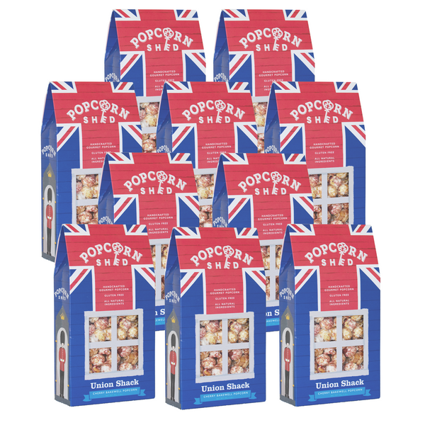 Cherry Bakewell 10 Shed Bundle - Popcorn Shed