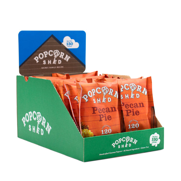 Pecan Pie Snack Packs - Popcorn Shed Gourmet Popcorn Gifts