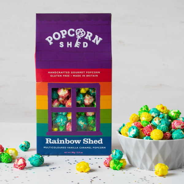 Rainbow 10 Shed Bundle - Popcorn Shed