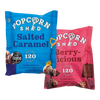 Salted Caramel and Berry-Licious Snack Pack Bundle 2x24g - Popcorn Shed
