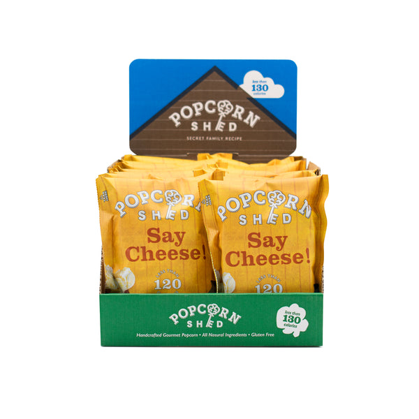 Say Cheese! Snack Packs