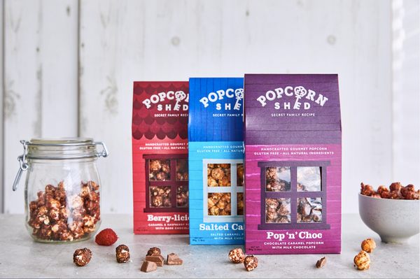 6 Shed Chocolate Bundle - What a lot of choc! - Popcorn Shed