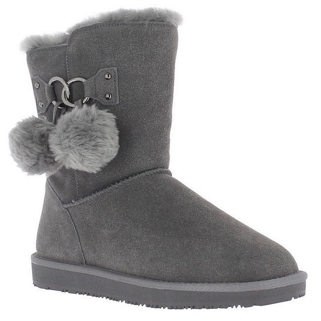 Gooce Grey Gigi Tall Boot