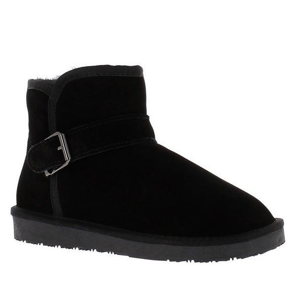 Gooce Black Ajay Short Boot