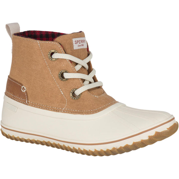 Sperry Schooner Medium Beige Duck Boot