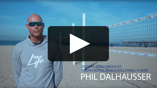 Cancer Awareness Month - Klenskin Ambassador Phil Dalhausser