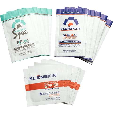 KLĒNSKIN Sample Pack