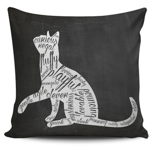 Playful Lovable Clever Pillow