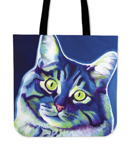 Alphonse The Cat Tote