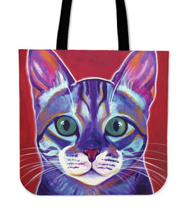 Cat Surprise Tote