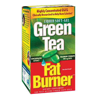 Green Tea Fat Burner - AmericanShop ByHanan