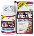 Applied Nutrition Longer, Stronger Hair and Nails, 60-Count - AmericanShop ByHanan