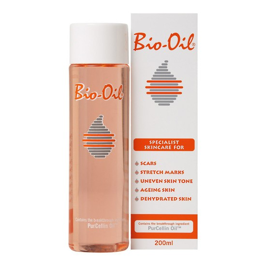 Bio-Oil (For Scars, Stretch Marks, Uneven Skin Tone, Aging & Dehydrated Skin - AmericanShop ByHanan