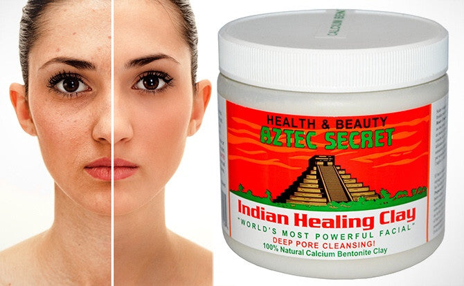 Indian Healing Clay Mask - AmericanShop ByHanan