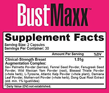 BUSTMAXX - The World's TOP RATED Breast Enlargement, - AmericanShop ByHanan