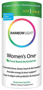 Rainbow Light Women's One multivitamin 50 tablets