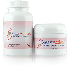 "Group (Cream and Pills) ""Breast Actives"" Breast enhancement. - AmericanShop ByHanan"