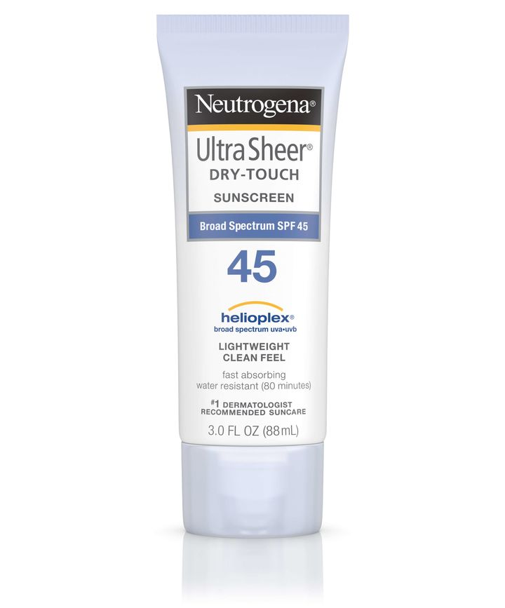 Ultra Sheer Dry-Touch Sunscreen Broad Spectrum SPF 45
