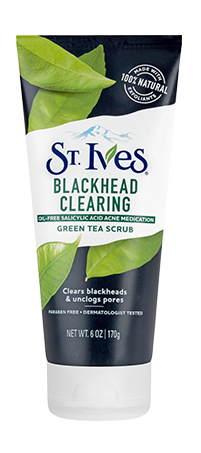 BLACKHEAD CLEARING GREEN TEA SCRUB
