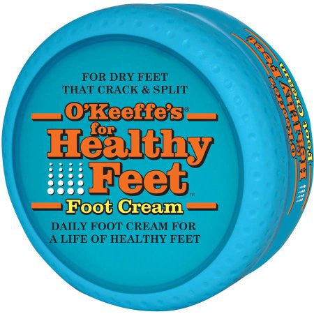 O'Keeffe's for Healthy Feet Foot Cream, 2.7 oz - AmericanShop ByHanan