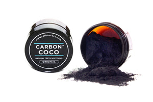 carbon coco natural teeth whitening - AmericanShop ByHanan
