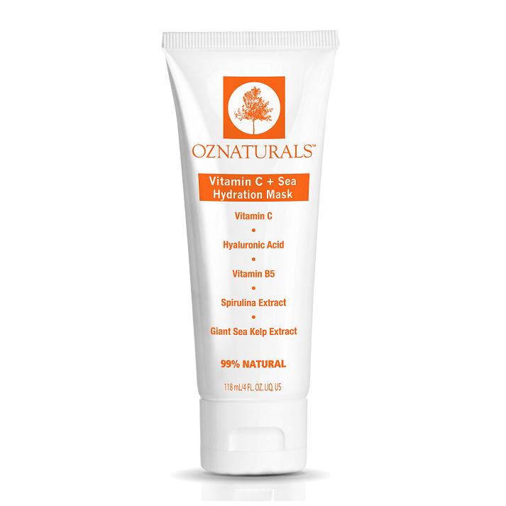Vitamin C + Sea Hydration Mask - AmericanShop ByHanan