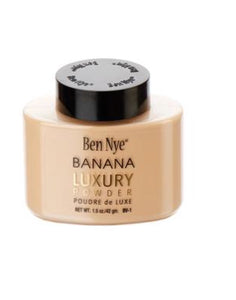 Ben Nye Banana Luxury Powder BV-1 1.5 oz - AmericanShop ByHanan
