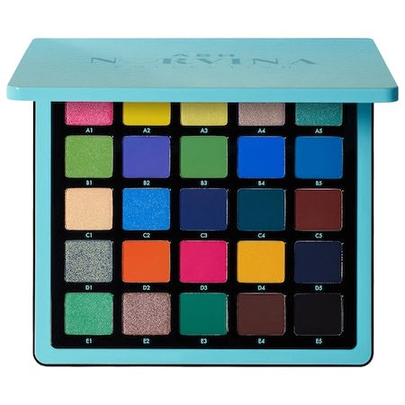 ANASTASIA BEVERLY HILLS Norvina Pro Pigment Palette Vol. 2 limited edition·exclusive