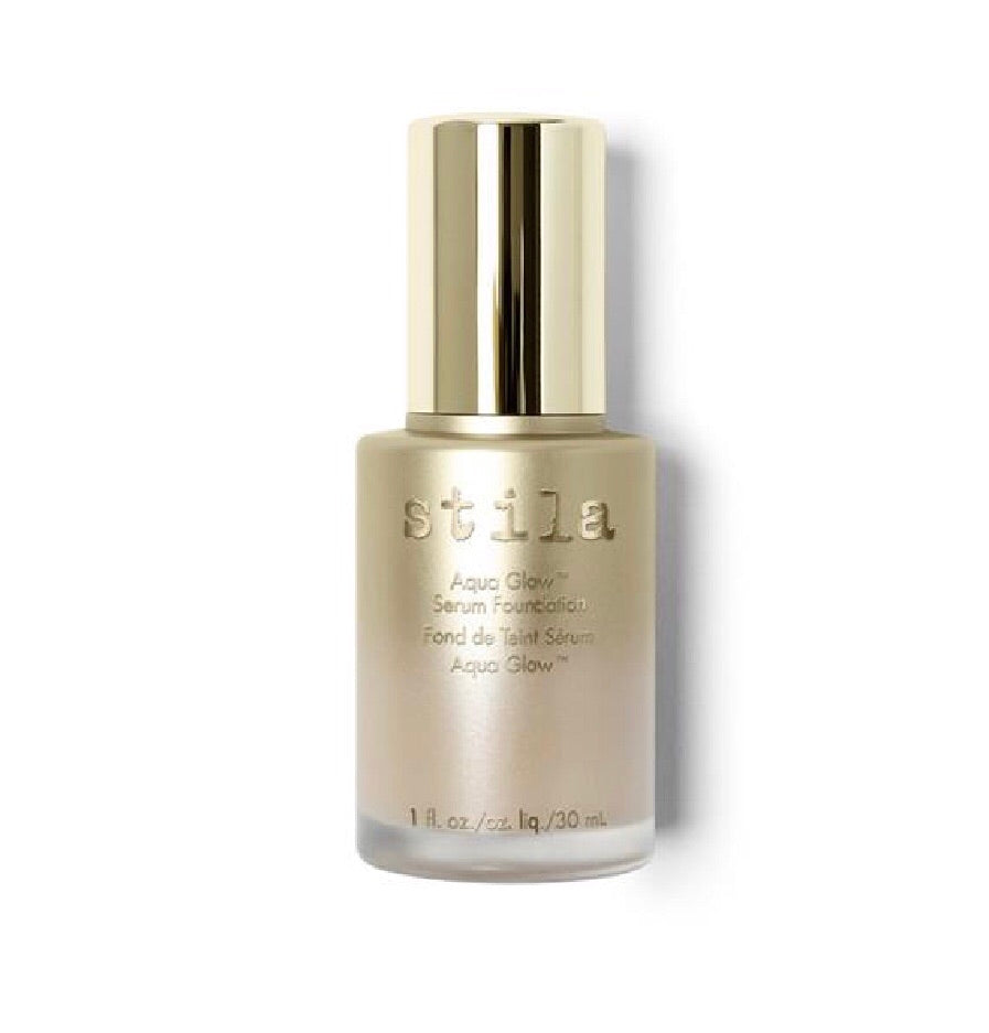 AQUA GLOW SERUM FOUNDATION 1OZ