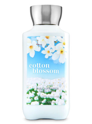 COTTON BLOSSOM Body Lotion