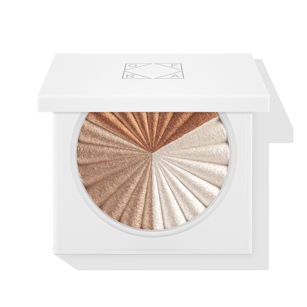 NIKKIETUTORIALS Everglow Highlighter Ofra