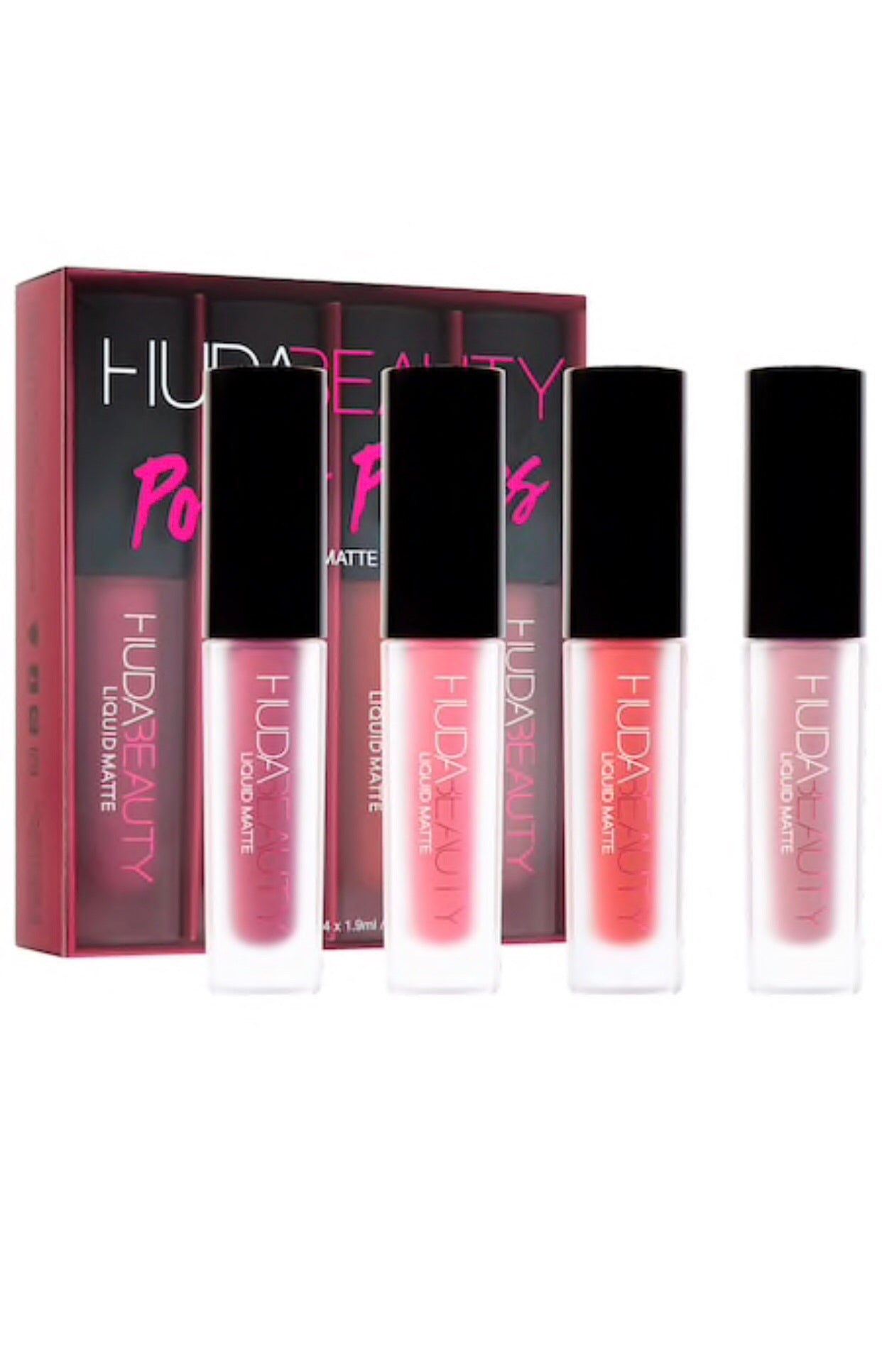 HUDA BEAUTY Liquid Matte Minis