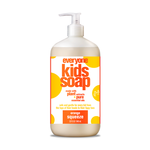 Everyone 3-in-1 Soap for Kids Orange Squeeze 32 oz.