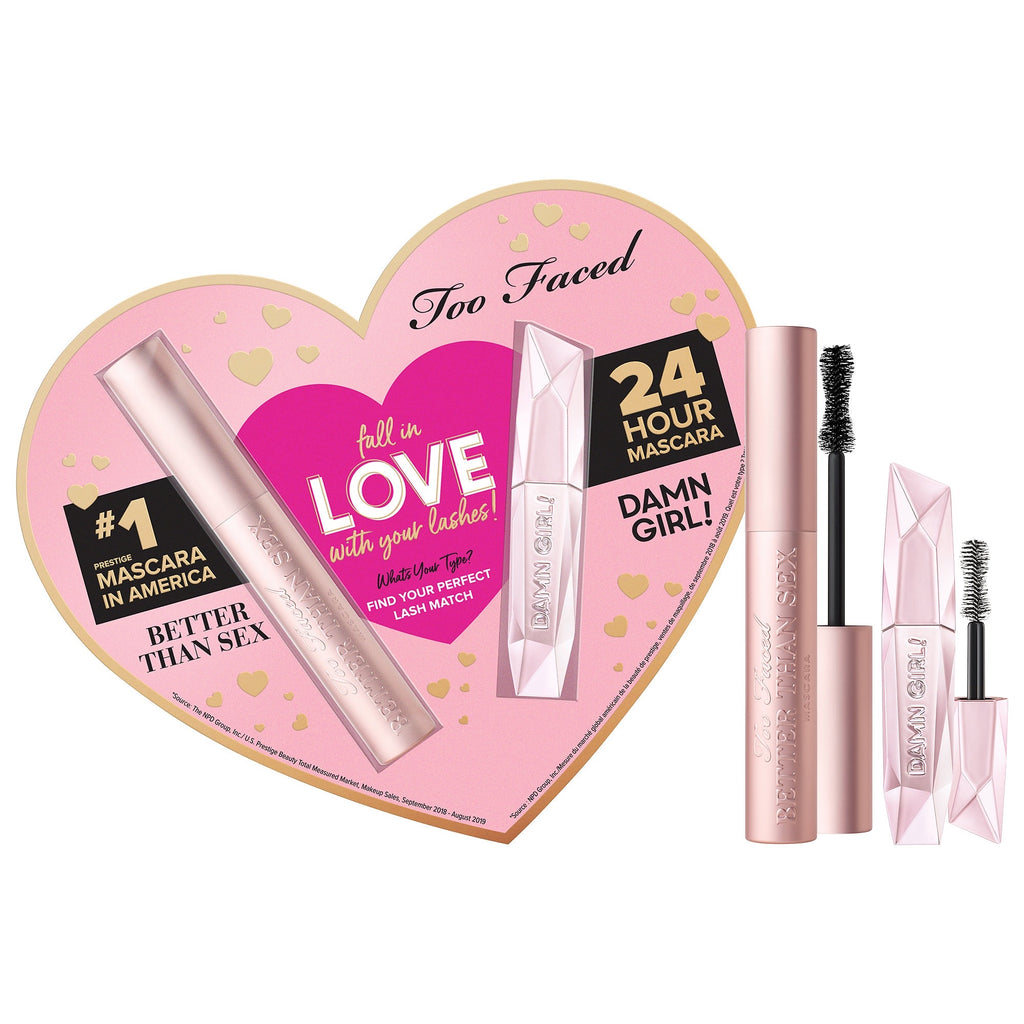 Fall in Love With Your Lashes Mascara Set