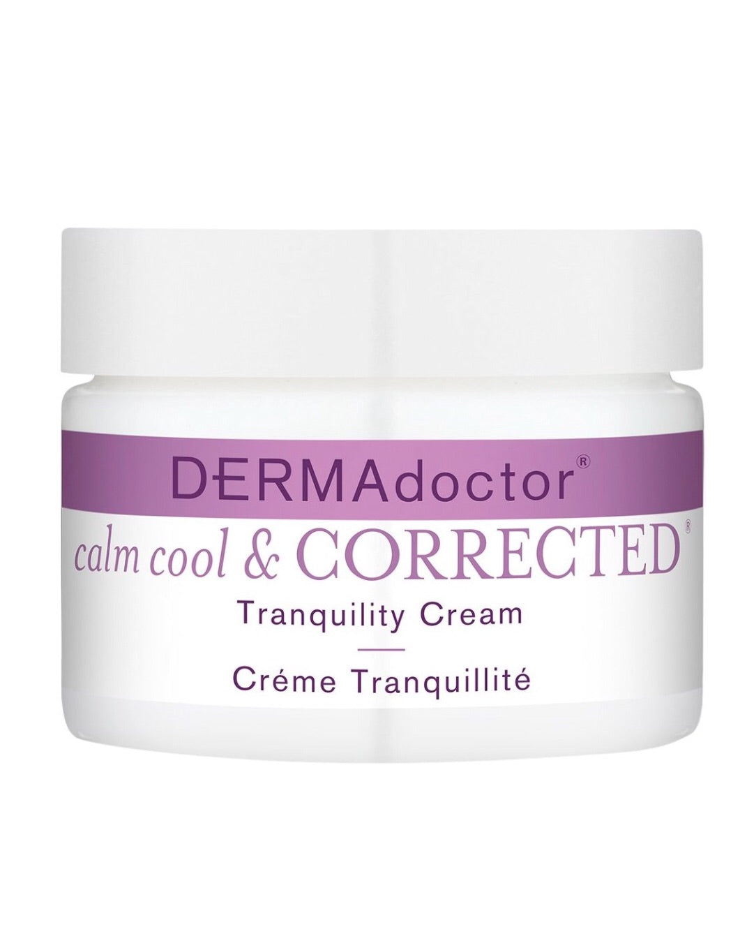DERMAdoctor Calm, Cool & Corrected anti-redness tranquility cream - 1.7 Oz - AmericanShop ByHanan