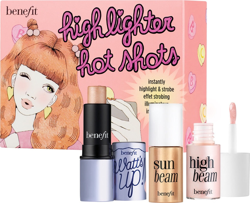 Highlighter Hotshots limited edition·exclusive