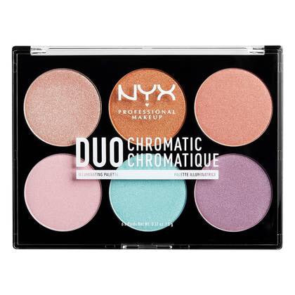 DUO CHROMATIC HIGHLIGHTER PALETTE