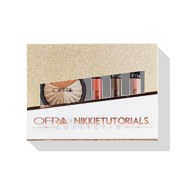 Ofra X NikkiTutorials Collection