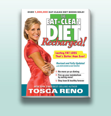 Tosca Reno's Eat-Clean Diet® Recharged!